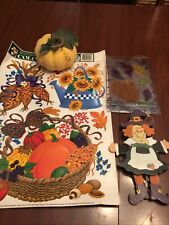 thanksgiving decorations lot