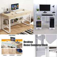 White Desktop Home Computer Desk Modern Desk Creative Desk Writing Desk