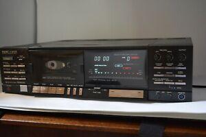 Teac V-900X Three Head Cassette Tape Deck