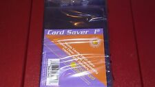25 New CBG Card Saver 1 I  PSA Grading Submission Holders Semi Rigid