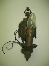 Antique Cast Iron Wall Sconce(Light Fixture)