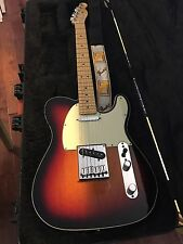 American Telecaster DeLuxe Purchased 2016  W/Original Case