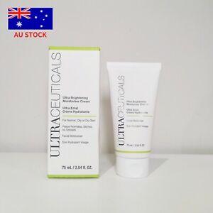 Ultraceuticals Ultra Brightening Moisturiser Cream 75ml New In Box WITH BONUS