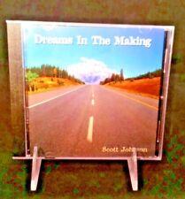 Scott Johnson - Dreams in the Making (CD) 2001 Googol Press