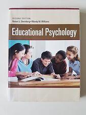 Educational Psychology von Wendy M. Williams und Robert J. Sternberg (2010, Tasc