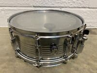 """Chrome Snare Drum 14"""" x 6"""" 10 Lug Snare Drum / Hardware / Accessory #SN073"""