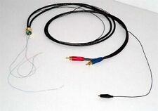 Incognito Tonearm Silver Cardas Rewire Kit For Rega Arms