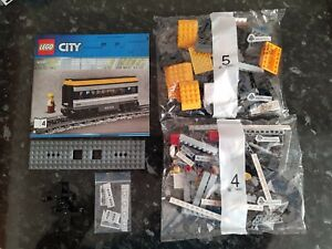 🎁Lego Genuine City Passenger Train Buffet Dining Food Carriage from 60197 NEW