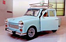 G LGB 1:24 Scale 1964 Trabant 601 Detailed Diecast Model Car & Roofrack 24217