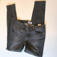 PAIGE Women's Verdugo Ultra Skinny Silvie Gray Wash Stretch Jeans Size 29
