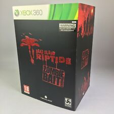 Dead Island Riptide | Zombie Bait Edition | Xbox 360 Figure + Game NEW & SEALED