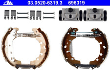Bremsbackensatz Original ATE TopKit - ATE 03.0520-6319.3