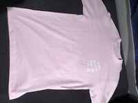 Anti Social Social Club Kkoch Pink T-Shirt Medium