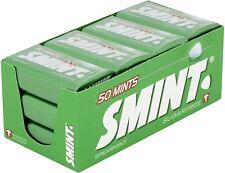 SMINT XXL Spearmint Sugar Free Mint Tins - 12 Packs - Sent Royal Mail 1st class