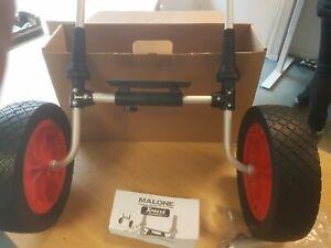 Malone Xpress TRX Scupper Cart/ Sit-On-Top Kayak Trolley