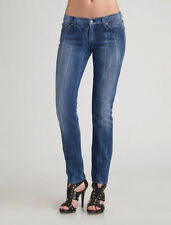 7 FOR ALL MANKIND GWENEVERE SUPER SKINNY LEGGING JEANS DISTRESSED SCN (NWT) 23