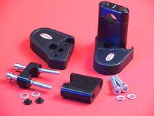 Superbike Handlebars Adapter for BMW R 850/R 1100 - from Built '97- Black