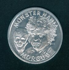 Morgus The Magnificent Monster Mania1968 Mardi Gras Doubloon Token Coin *