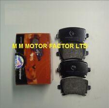 Vw golf MK5 2.0 gti tdi 140 170 bhp (2004 -) arrière mintex plaquettes de frein set