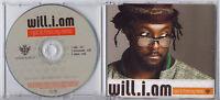 WILL.I.AM I Got It From My Mama UK promo CD radio / instrumental / album version