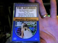 The Gaylords- Timeless Treasures- new cassette tape