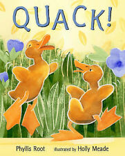 Quack!, Root, Phyllis, New Book