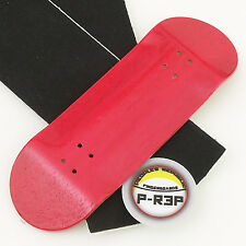 Peoples Republic - 32MM Wooden Fingerboard Deck - Pink Extra Wide
