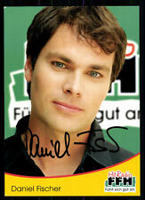 Daniel Fischer Hit Radio FFH Autogrammkarte Original Signiert ## BC 8123