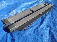 83-98 Volvo 740 940 960 Wagon Retractable Parcel Cargo Cover Black/Grey RARE