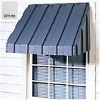 East Iowa Plastics A60WH Window Awning 60 in. White