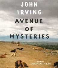 Avenue of Mysteries by John Irving (2015, Unabridged) 17 CDs