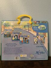 """Felt Kids Clip And Carry Tote """"madeline"""" Characters"""