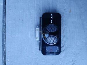 Belkin Tunetalk stereo microphone ipod apple
