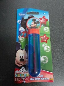 Mickey Mouse Clubhouse Oh Boy Mini Stick Bubbles