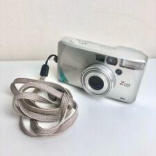Canon Sure Shot Z155 35mm Zoom Compact Vintage Retro Film Lomo Camera With Strap