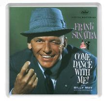 Frank Sinatra Album Cover drink coaster
