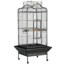 Extra Large Parrot Cage Macaw African Grey Cockatoo Cockatiel Conure Monk Cage