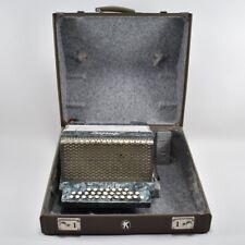 f79r44- Akkordeon Amico mit Koffer