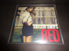 """TAYLOR SWIFT """"Red"""" CD SINGLE Promo UNIVERSAL MUSIC ARGENTINA 2013 Taylor Swift"""