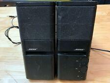 Bose MediaMate 262884-040 Computer Speakers