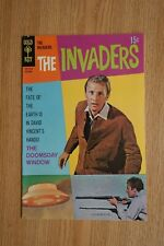 Gold Key The Invaders #4 (Oct,1968) Silver Age Comic