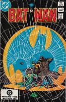 BATMAN#358 VF 1983 KILLER CROC DC BRONZE AGE COMICS