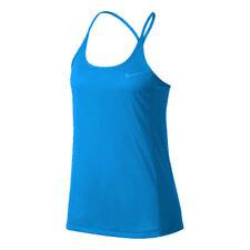 Nike Women's Dry Fit Tank Top racerback style Blue 851626 435 size XL