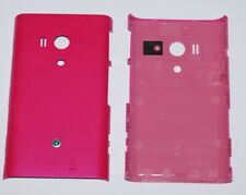 Original Sony xperia arco s LT26w Battery Cover, Battery Cover, Pink