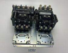 Allen-Bradley 520F-C0D-A2J-A2J 3596TH SIZE 2 Reversing Starters *WARRANTY*