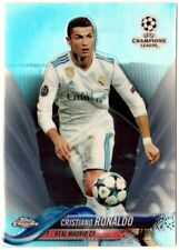 2018 Topps Chrome Champions League Cristiano RONALDO  #93 Base Refractor