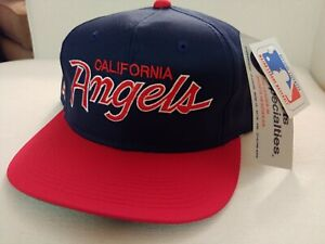 Vintage California Angeles snapback hat/cap new old stock with tags Los Angeles