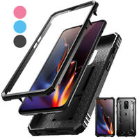OnePlus 6T Case | Poetic Rugged Shockproof Protective Cover with Kick-stand