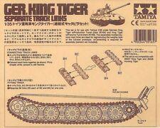 Tamiya 1/35 scale WW2 German King Tiger tank Track Links