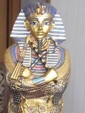 Ägyptischer Pharao Gott Tut-Ench-Amun Figur Maske Büste: Tut-Ench-Amun SARKOPHAG